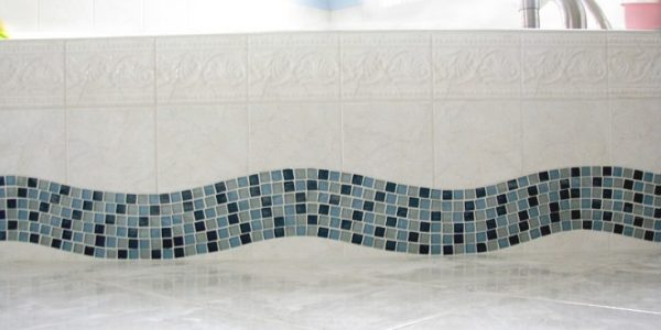 Durham Bath Tile Installation