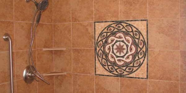Durham Shower Tile Installation